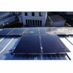 Saules paneļi SoliTek Solid Pro Mono 290W 345W uz jumta