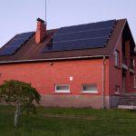 Solitek Solid Pro M60 14.88kW Solar PV Latvia